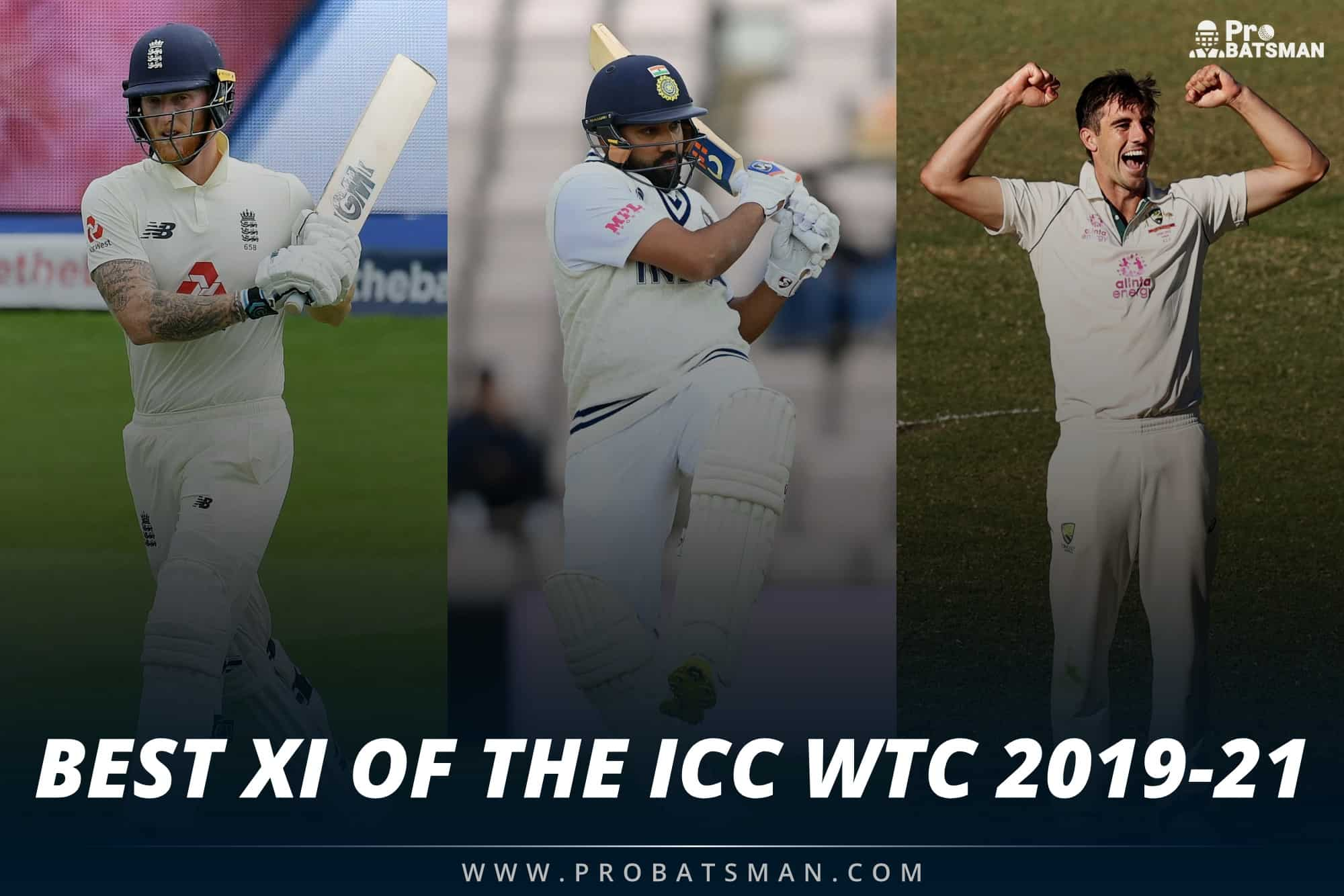 Strongest XI Of The ICC World Test Championship 2019-21