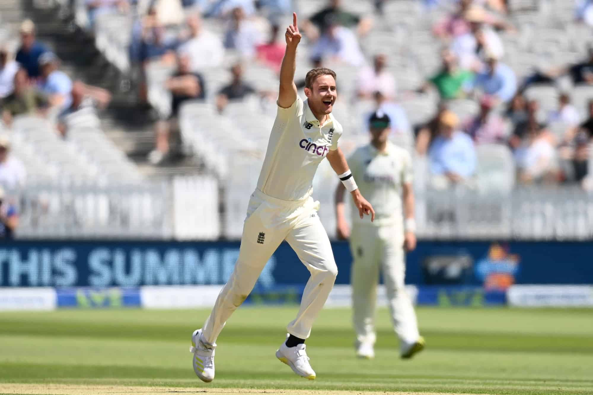 Stuart Broad - World Test Championship 2019-21