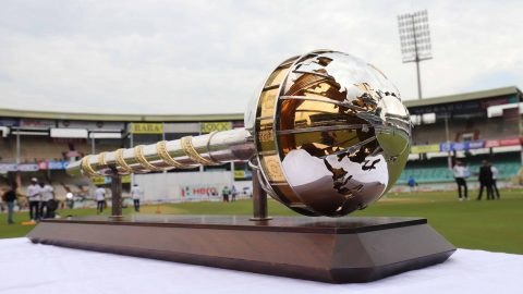 The World Test Championship (WTC) final between India and New Zealand will be played from 18th June to 22nd June 2021 at Southampton.