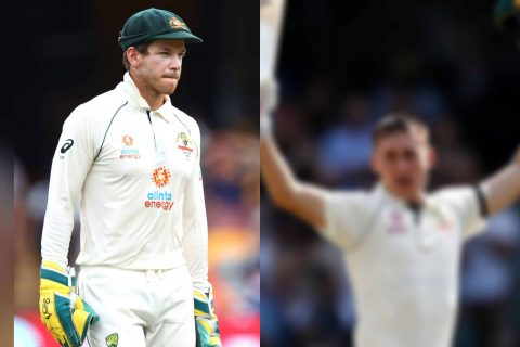 Tim Paine Names A Player Who Can Be Australia's Future Captain