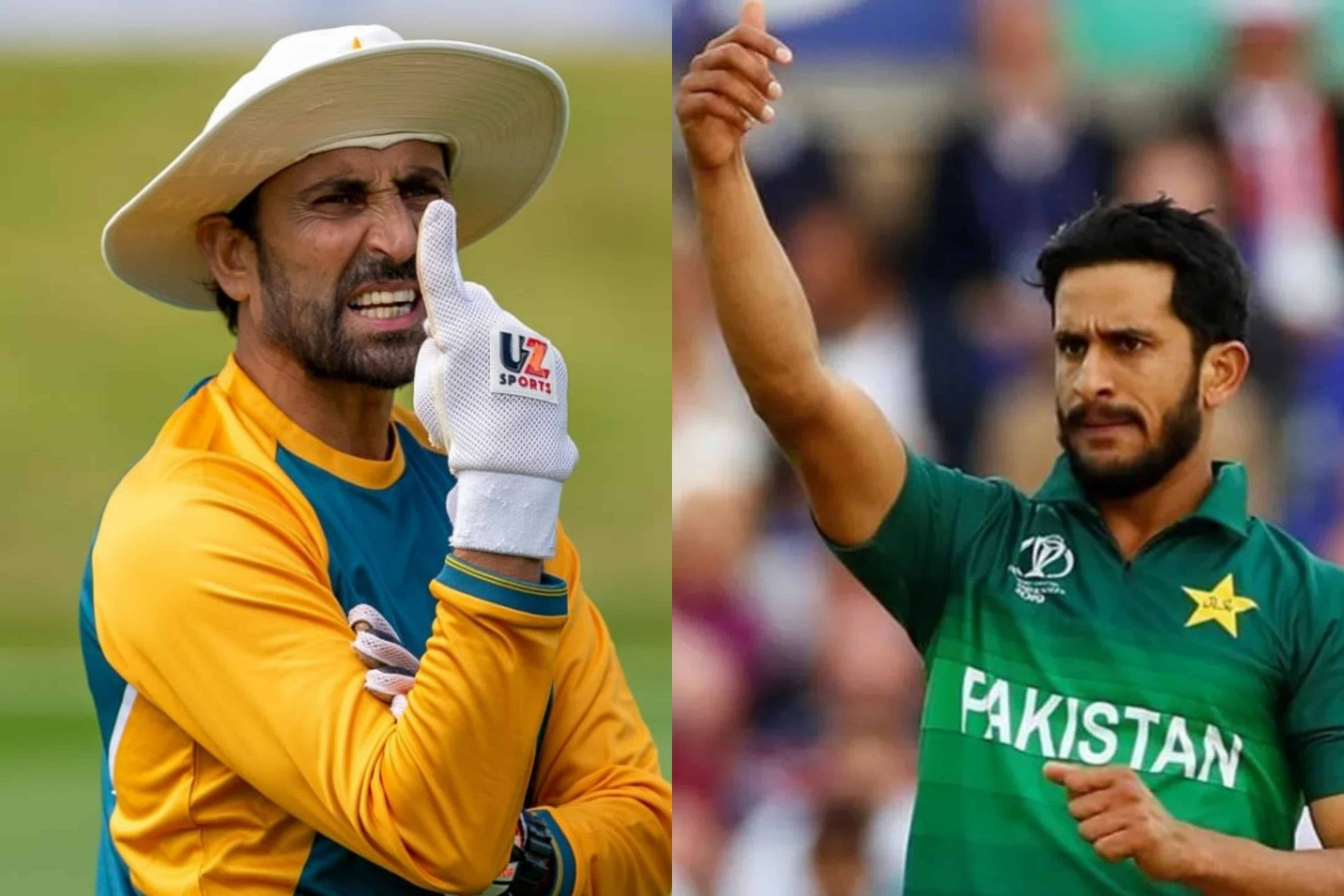 Younis Khan Opens Up On His Spat With Hasan Ali Over Ice-Bath Controversy