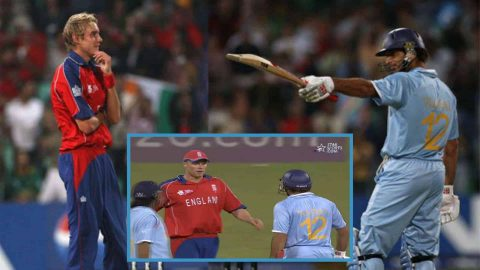 Yuvraj Singh Reveals His Conversation With Andrew Flintoff Before Hitting Six Sixes