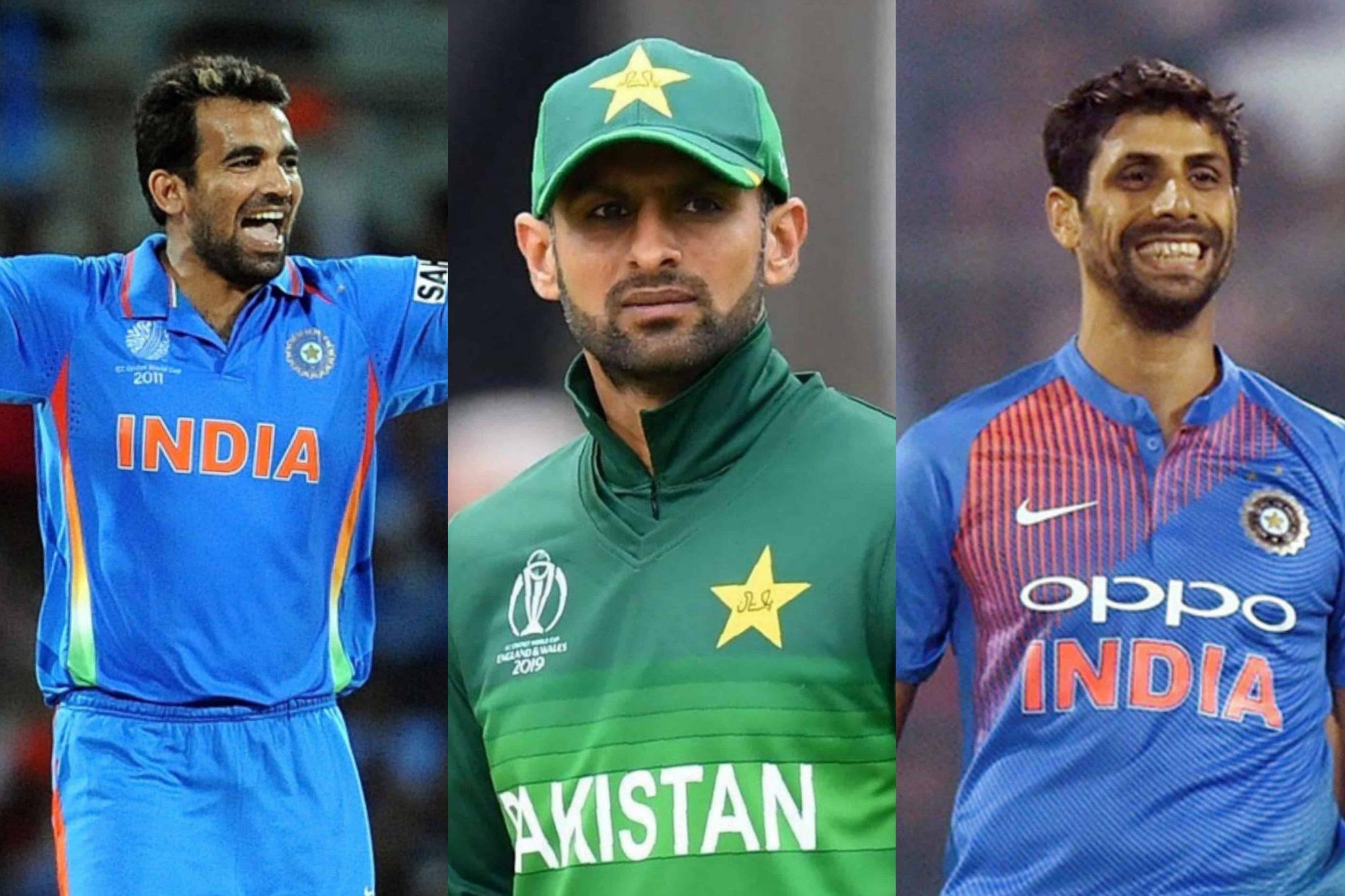 Shoaib Malik Reveals How Zaheer Khan And Ashish Nehra Troubled Pakistan Batsmen
