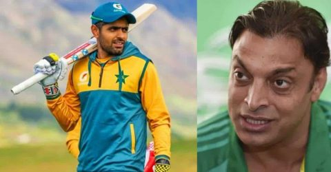 Babar Azam Gives A Fitting Reply To Shoaib Akhtar's Comment On Lack Of Stars Players In Pakistan Team