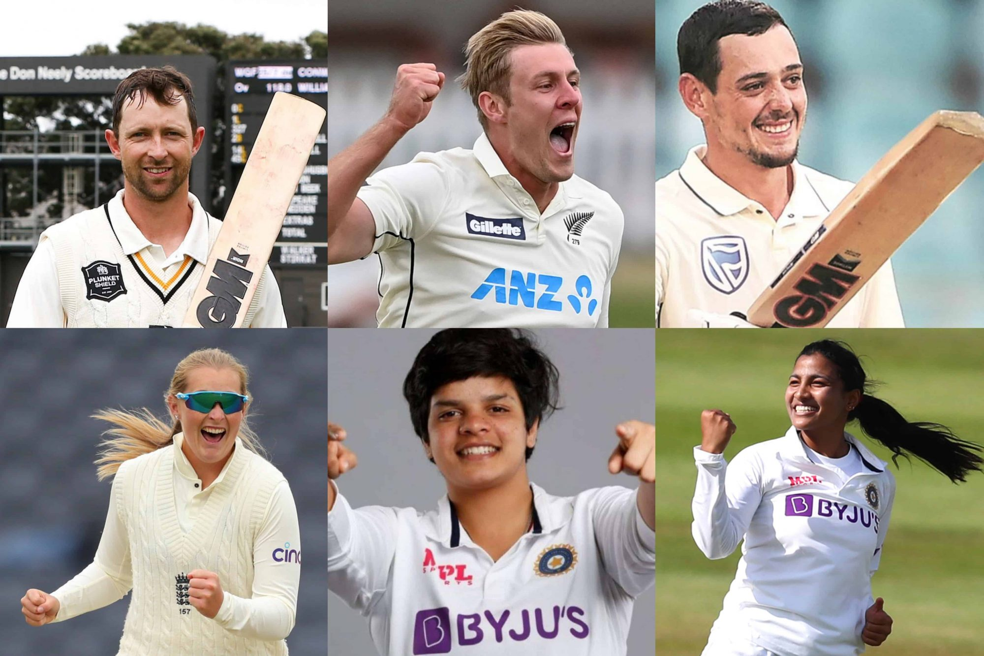ICC Announces Winners Of The 'Player Of The Month Awards' For June 2021