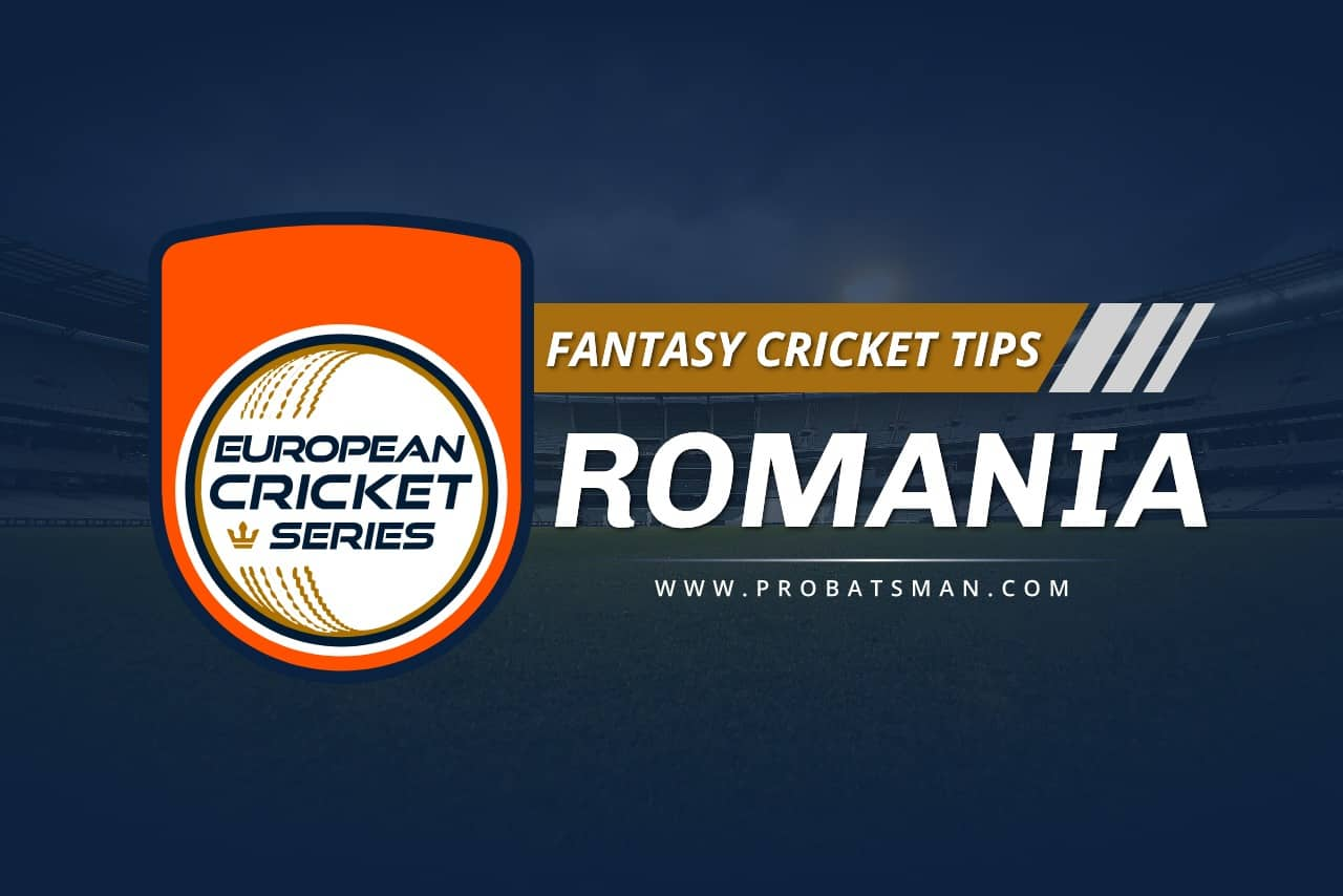 ECS T10 Romania 2021 Dream11 Prediction Fantasy Cricket Tips: Playing XI, Pitch Report & Player Record