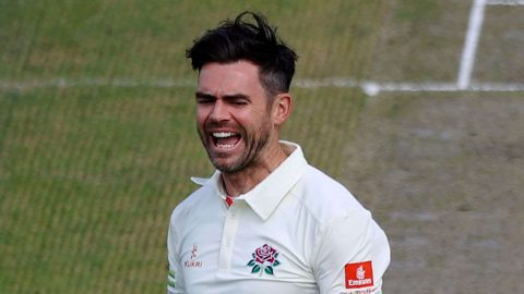 """""""Unbelievable Legend"""" - Twitter Reacts As James Anderson Picks 1000th First-Class Wicket"""