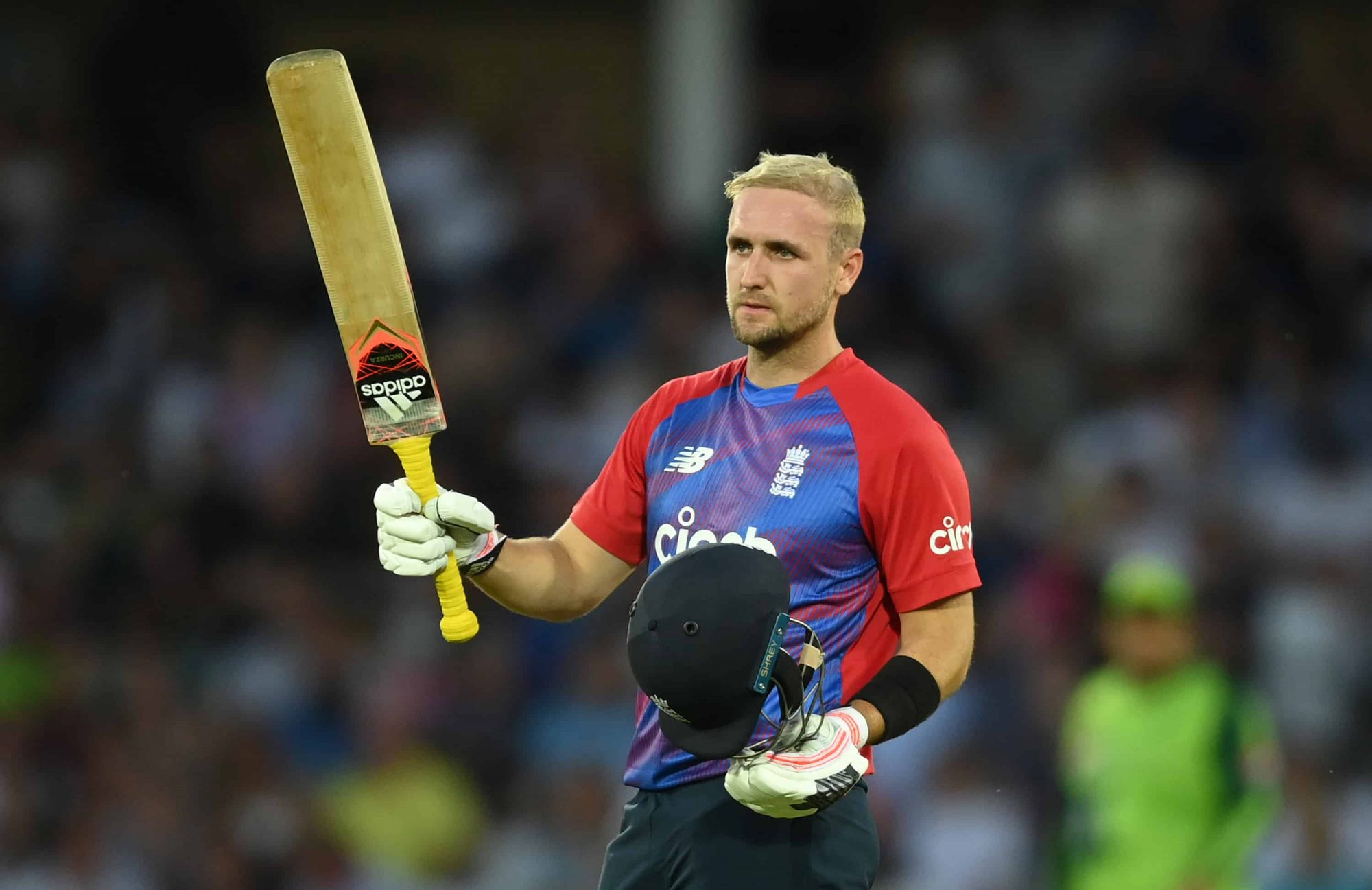 ENG vs PAK: Liam Livingstone's Fastest Hundred In Vain As Pakistan Beats England By 31 Runs In 1st T20