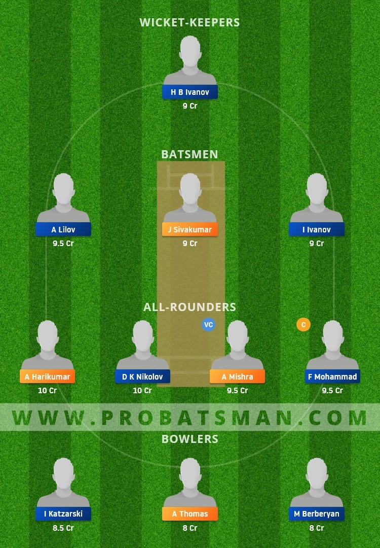 PLE vs BAR Dream11 Fantasy Team Prediction