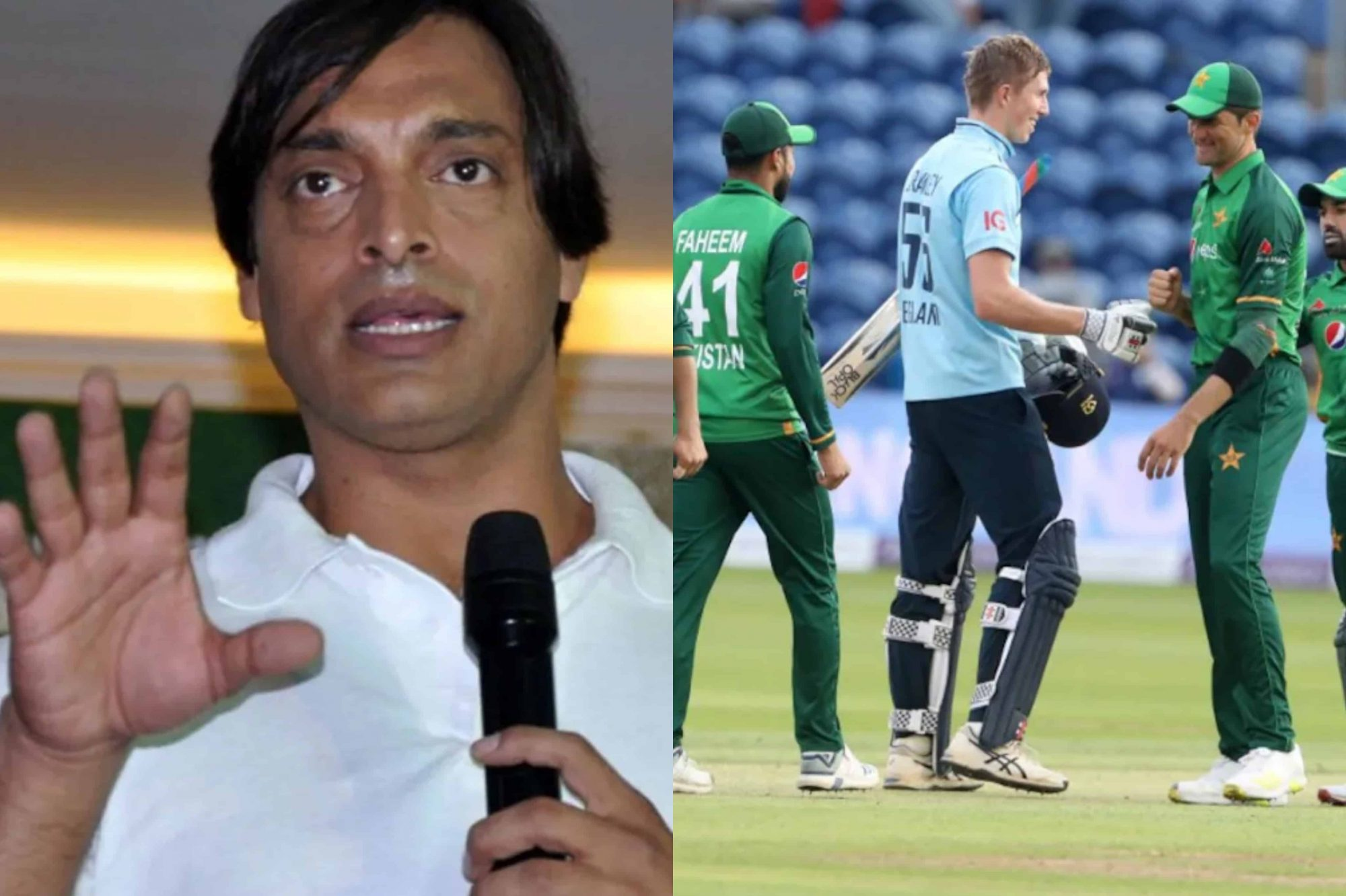 Shoaib Akhtar Lashes Out At Pakistan For Their Poor Performance Against England