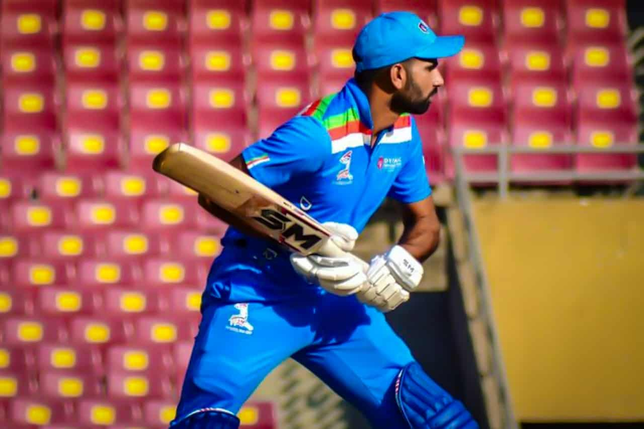 Subodh Bhati became the first batsman to score a double-hundred in Twenty20 cricket