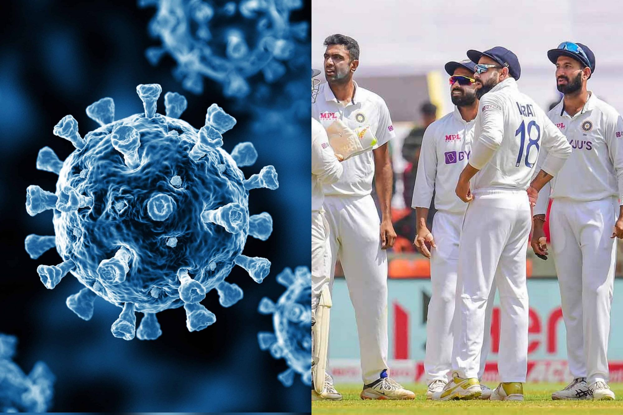 Indian Player Tests Positive For COVID-19, Quarantined - Report