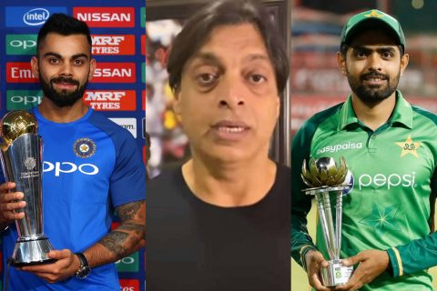 Shoaib Akhtar Makes Bold Prediction, Says 'India Will Lose To Pakistan' In T20 World Cup Final