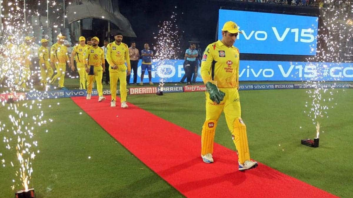 MS Dhoni Drops Hint To Play One More Season For CSK In IPL