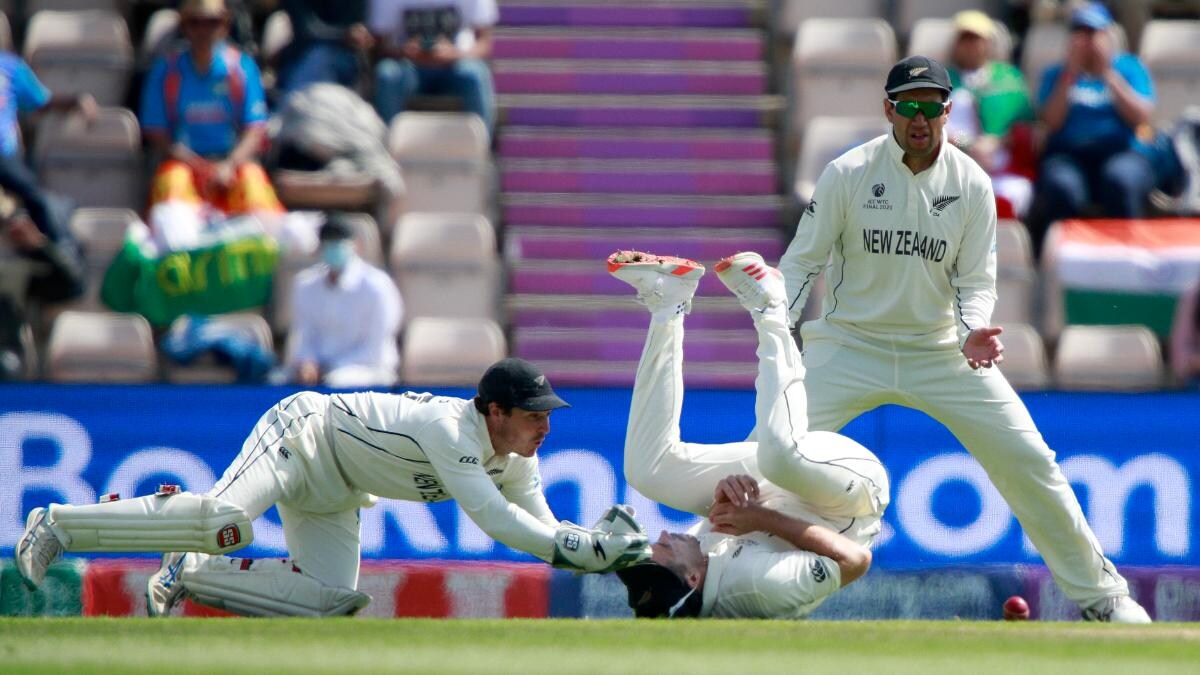 """""""Very Relieved When Pant Was Out"""" - Tim Southee After Dropping Rishabh Pant's Catch In WTC Final"""