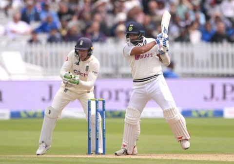 Twitter Erupts As Mohammed Shami Smashes A Sensational Half-Century In Lord's Test