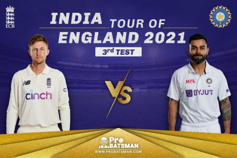 England vs India 2021: 3rd Test, Match Prediction – Who Will Win This Match?