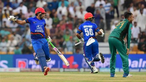 Afghanistan - Pakistan ODI Series Shifted From Sri Lanka To Pakistan