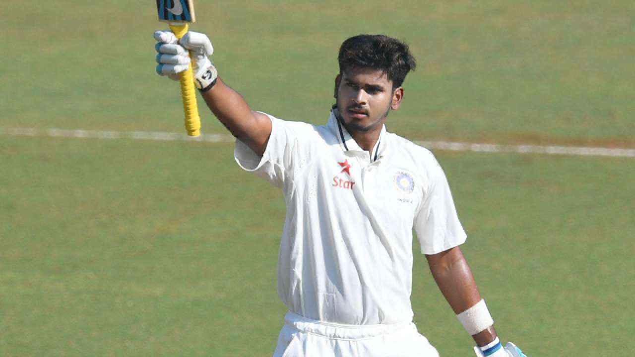 """""""I Can Be A Part Of Indian Test Team"""" - Shreyas Iyer Expressed His Desire To Play Test Cricket For Team India"""