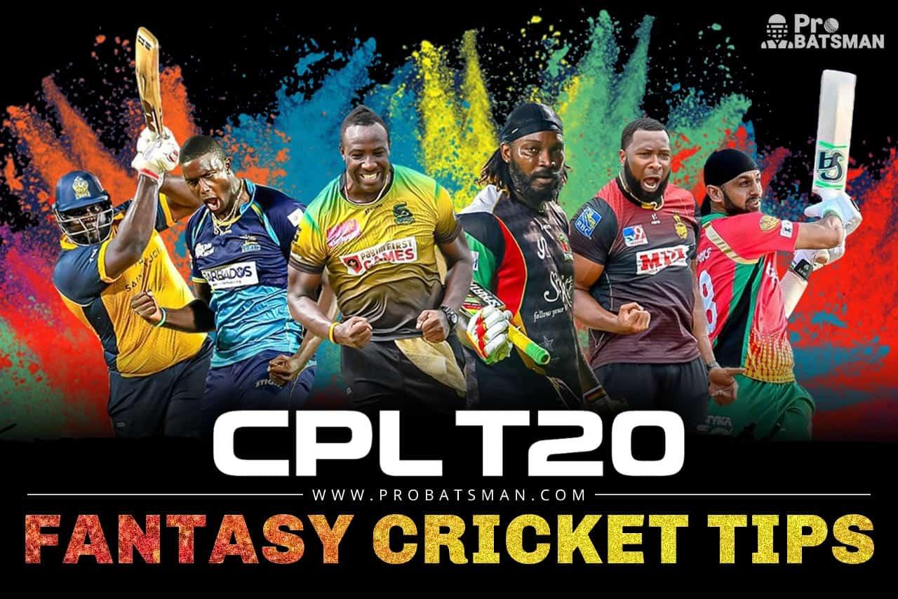 Caribbean Premier League CPL, 2021 Dream11 Prediction