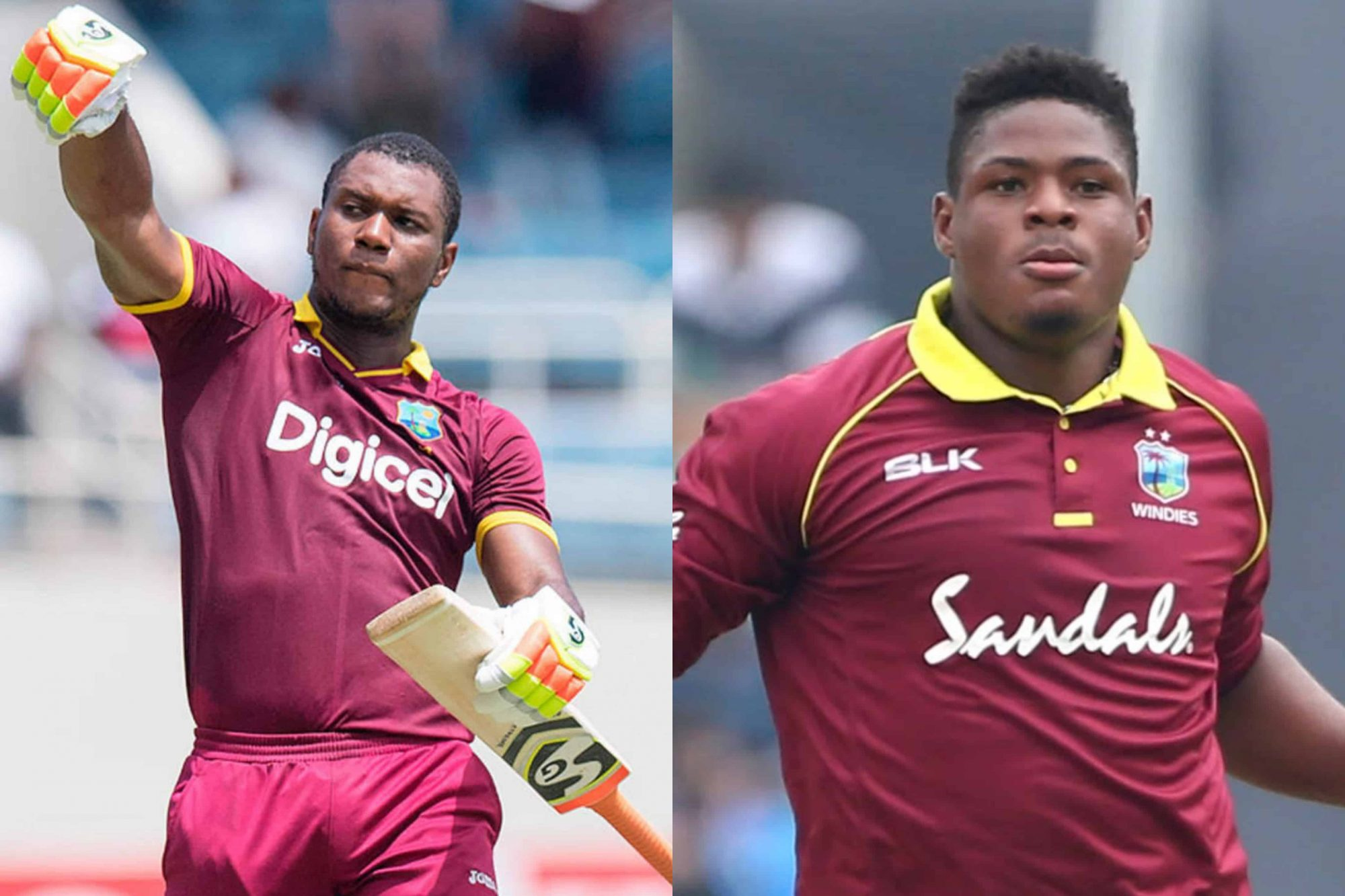 IPL 2021: Evin Lewis & Oshane Thomas Roped In By Rajasthan Royals As Jos Buttler And Ben Stokes' Replacements