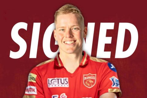 IPL 2021: Punjab Kings Sign Nathan Ellis As Replacement Player For Remaining Season
