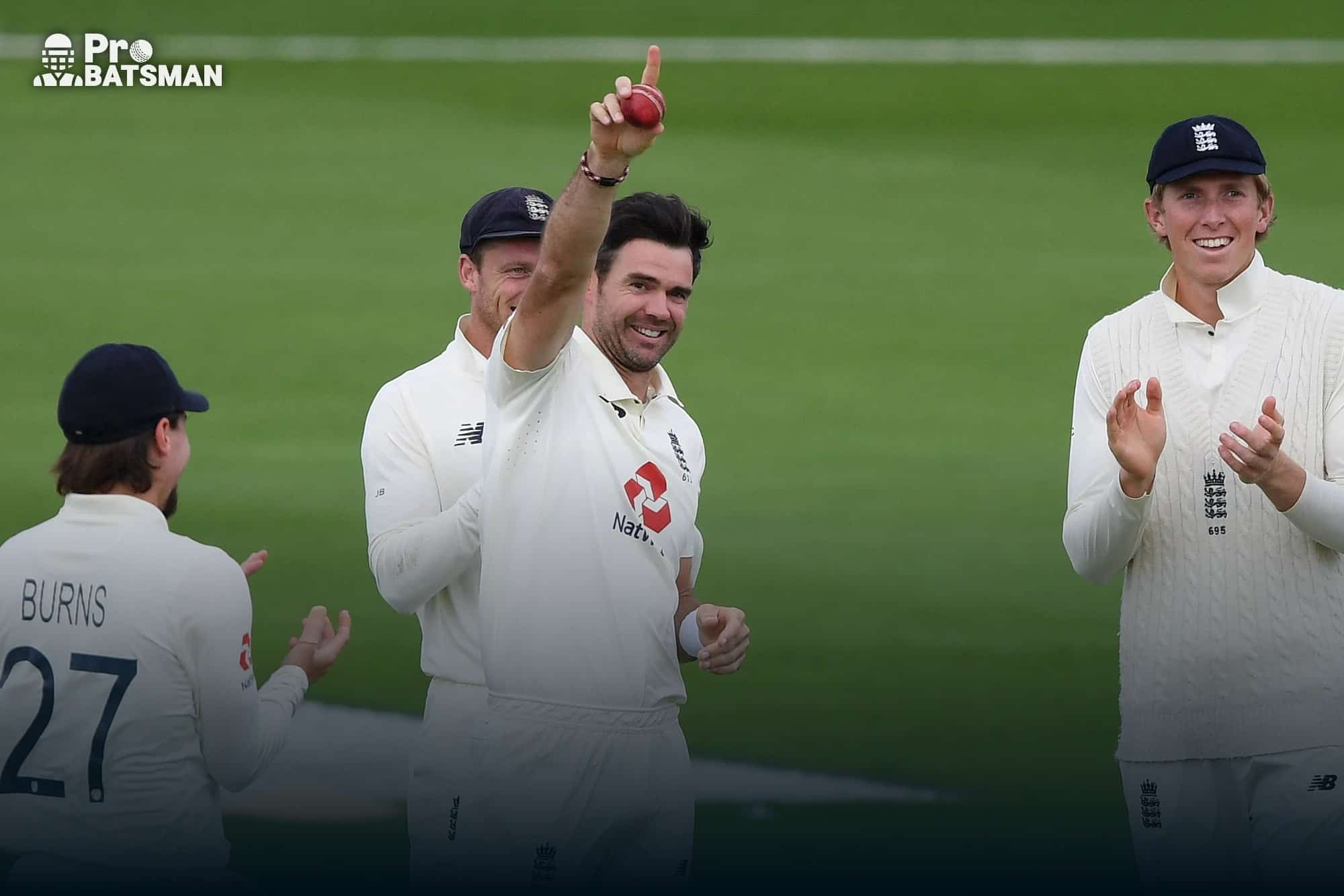ENG vs IND James Anderson - Oldest Pacer With Test Five-For