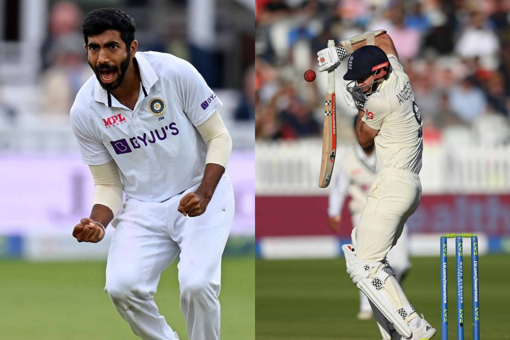 Haven't Felt This Ever In My Career; He Wasn't Trying To Get Me Out: James Anderson On Jasprit Bumrah