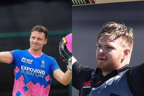 IPL 2021: Jos Buttler Ruled Out Of The UAE Leg; Rajasthan Royals Announces Replacement