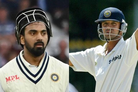 """""""It Could Be Bangalore Connection Or Connection Of Their Names"""" - Zaheer Khan Draws Comparison Between KL Rahul & Rahul Dravid"""