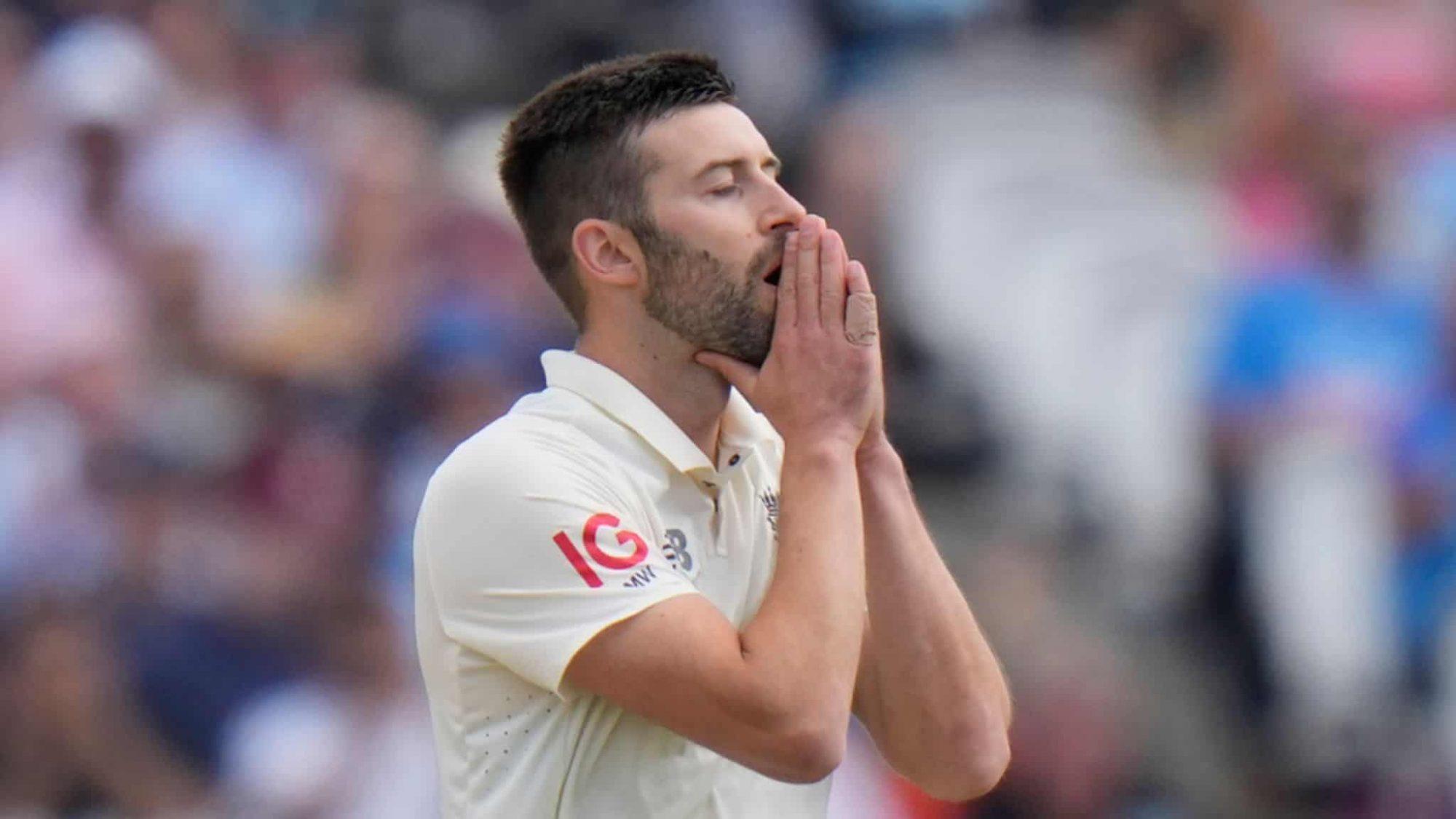 Mark Wood Ruled Out Of Leeds Test; Saqib Mahmood Included