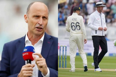 Joe Root Picked A Wrong Fight On Day 5 Of Lord's Test: Nasser Hussain