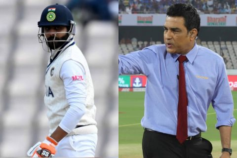 Sanjay Manjrekar Picks India's Playing XI For Lord's Test; Ignored Ravindra Jadeja