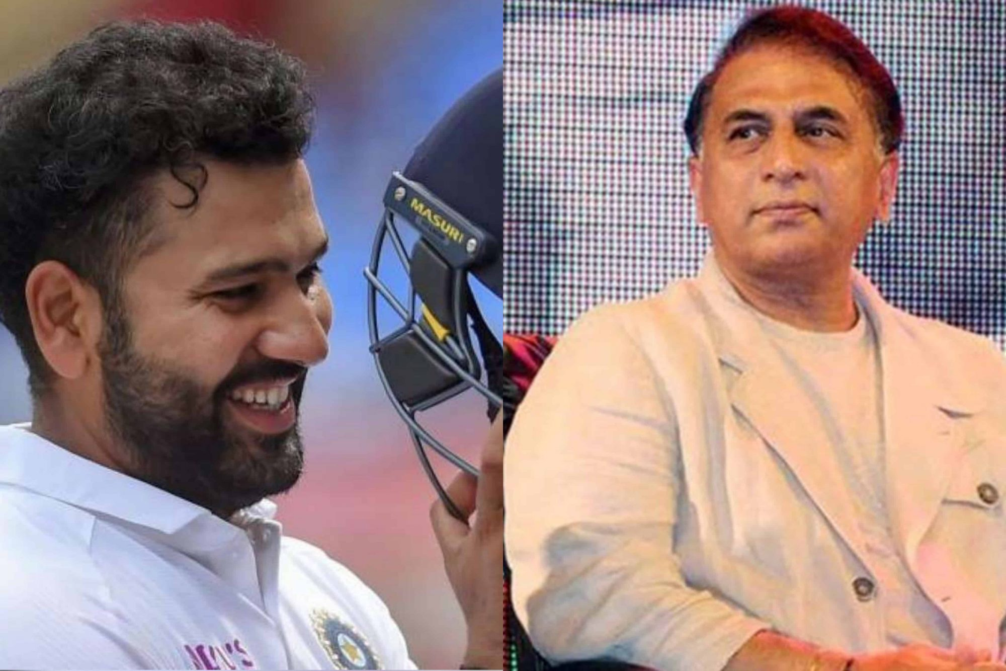 """The Way He Is Batting, Feels A Century Is Just Around The Corner"" - Sunil Gavaskar On Rohit Sharma"
