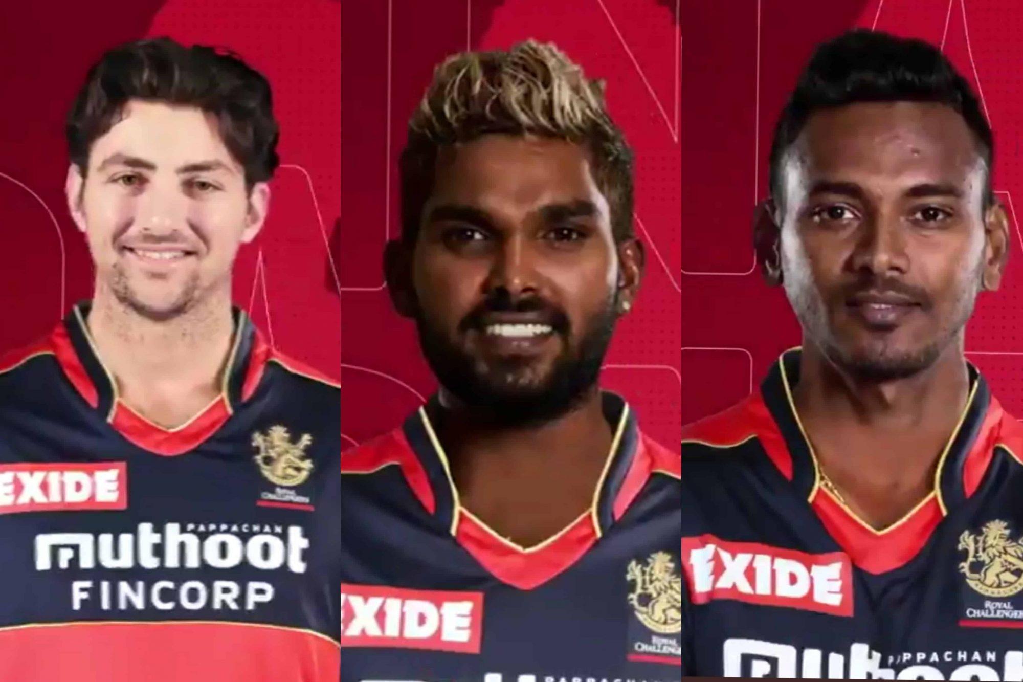 IPL 2021: RCB Rope In Wanindu Hasaranga, Dushmantha Chameera and Tim David For The UAE Leg