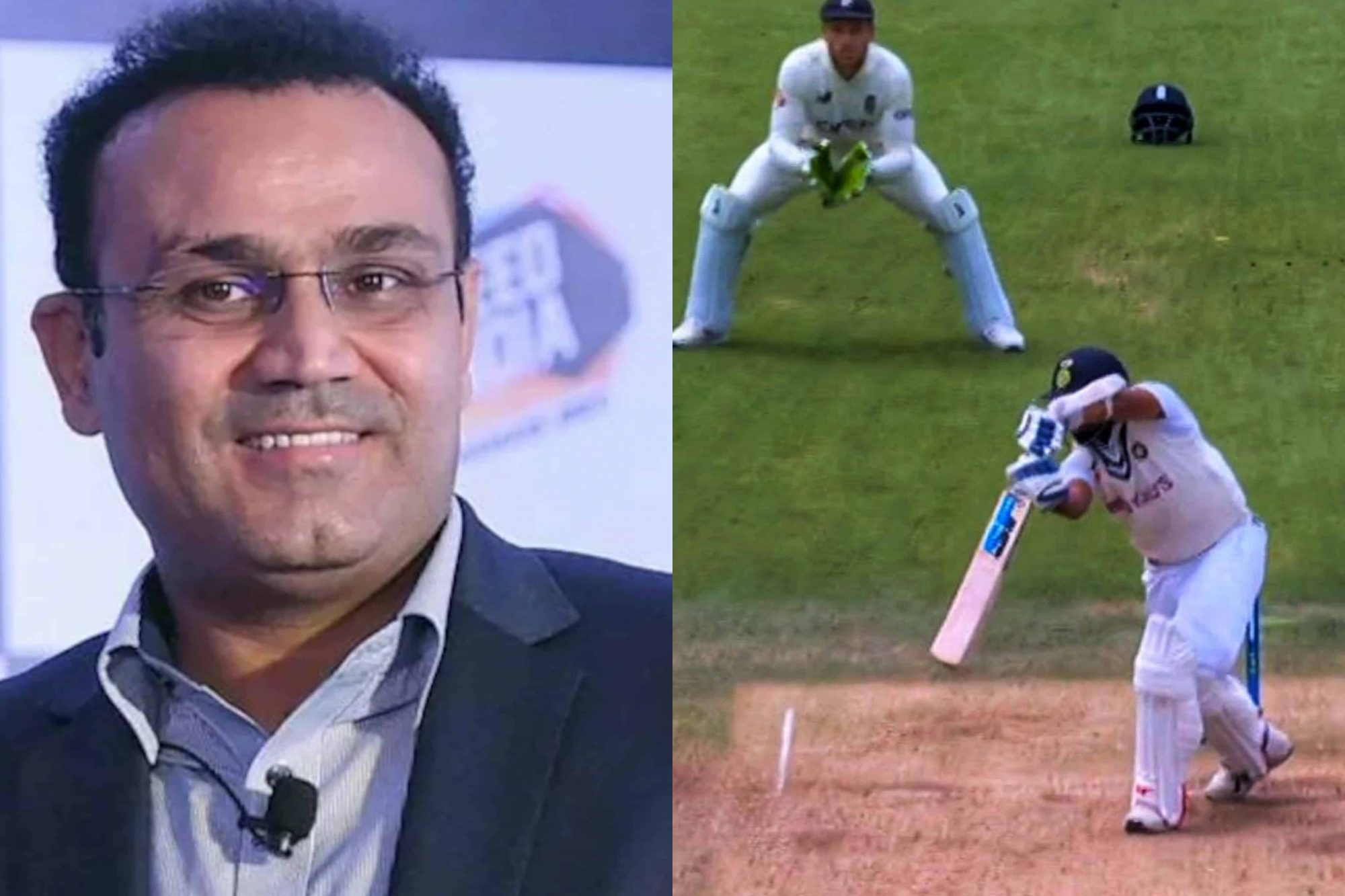 """Even Virat Kohli Could Not Play That Cover Drive"" - Virender Sehwag Hails Mohammed Shami's Shots"
