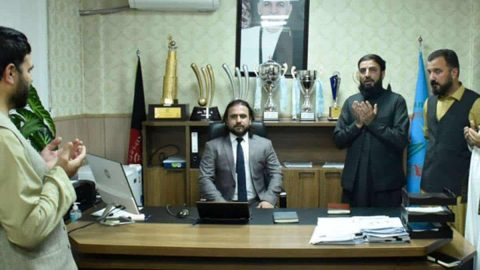 Haven't Received Any Request From Any Player To Evacuate Families Since Taliban Took Over: ACB CEO Hamid Shinwari