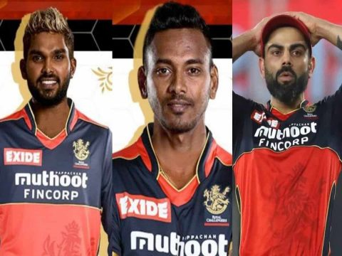 Wanindu Hasaranga And Dushmantha Chameera Will Not Be Available For Playoffs Of IPL 2021 - Report