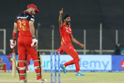 IPL 2021: Harpreet Brar Revealed Anil Kumble's Advice To Pick Wickets Of Virat Kohli, AB de Villiers and Glenn Maxwell