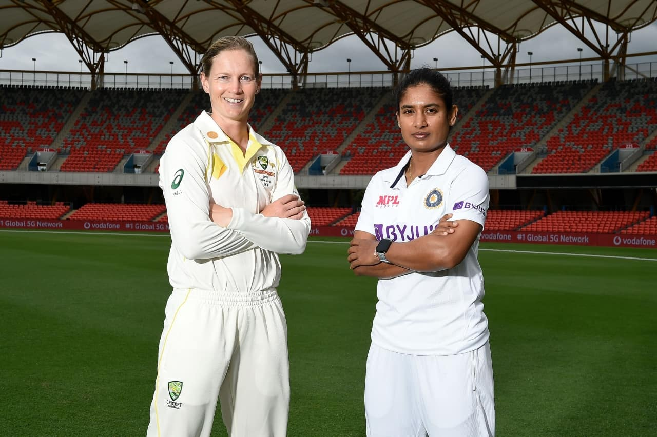 Meg Lanning & Mithali Raj