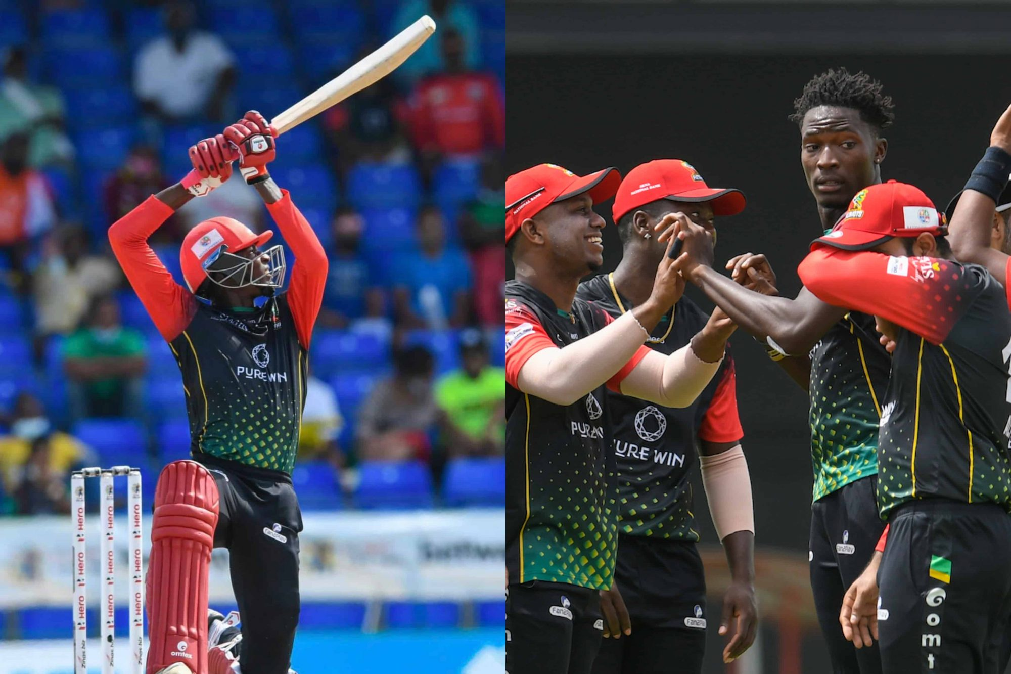 CPL 2021: St Kitts & Nevis Patriots Win Maiden Title With Last-Ball Victory Against St Lucia Kings