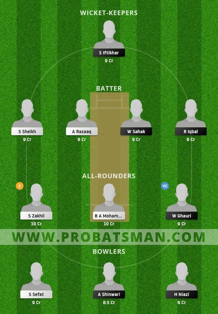 NOR vs BEL Dream11 Fantasy Team Prediction