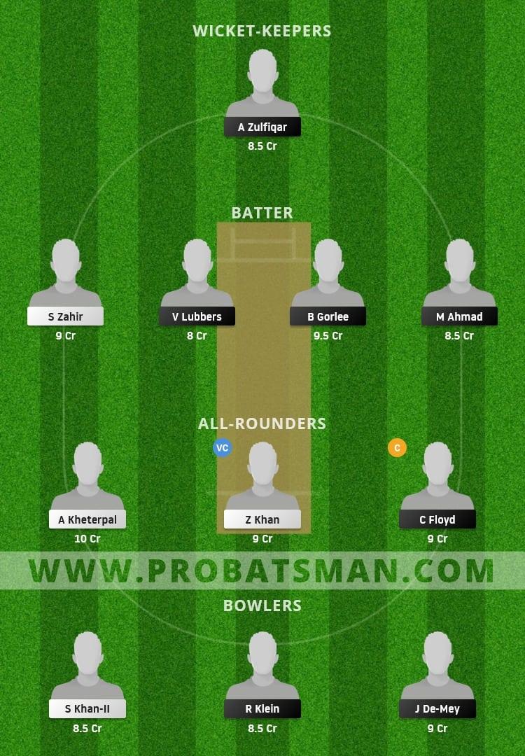 NED XI vs HUN Dream11 Fantasy Team Prediction