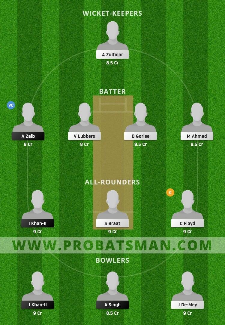 POR vs NED XI Dream11 Fantasy Team Prediction