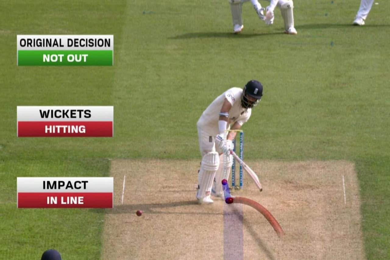 ENG vs IND: Jasprit Bumrah Traps Moeen Ali In Front But No Indian Player Appeals -Watch
