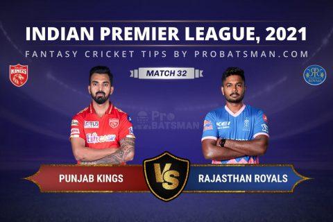 PBKS vs RR Match Prediction