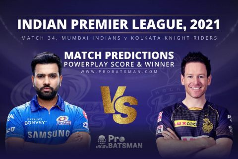 MI vs KKR Match Prediction Who Will Win Today's Match?