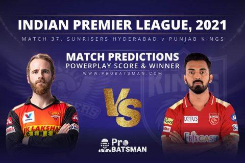 SRH vs PBKS Match Prediction Who Will Win Today's Match