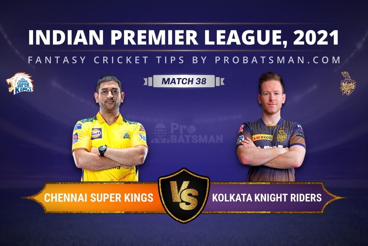 CSK vs KKR Dream11 Prediction