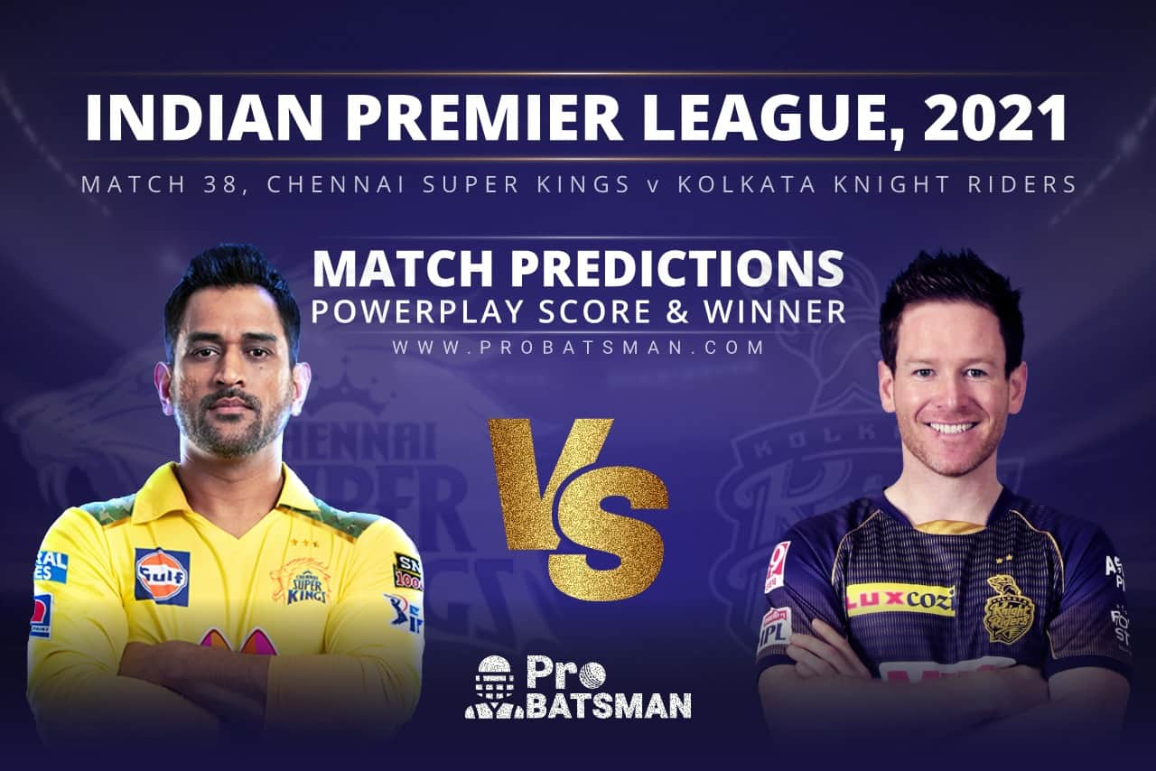 CSK vs KKR Match Prediction Who Will Win Today's Match